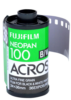 Fuji Acros 100