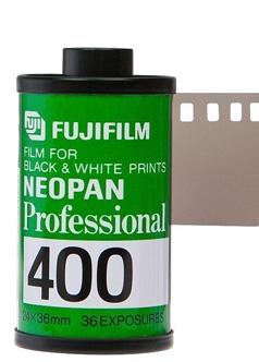 Fuji Neopan 400